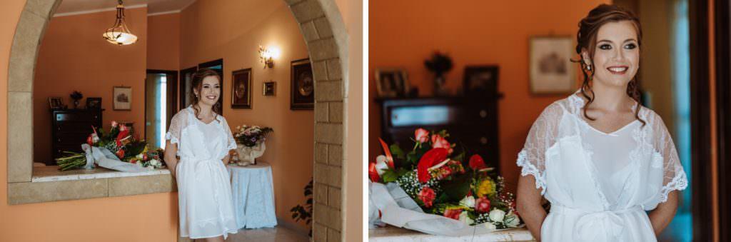 Sposa Matrimonio Evangelico in Sicilia, Palermo