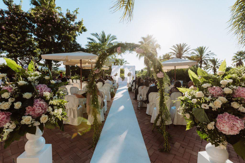 Cerimonia Matrimonio Evangelico in Sicilia, Palermo