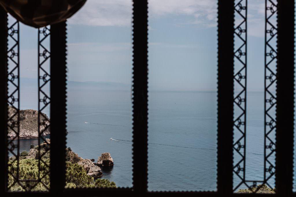 Coastal Wedding in Taormina, Sicily