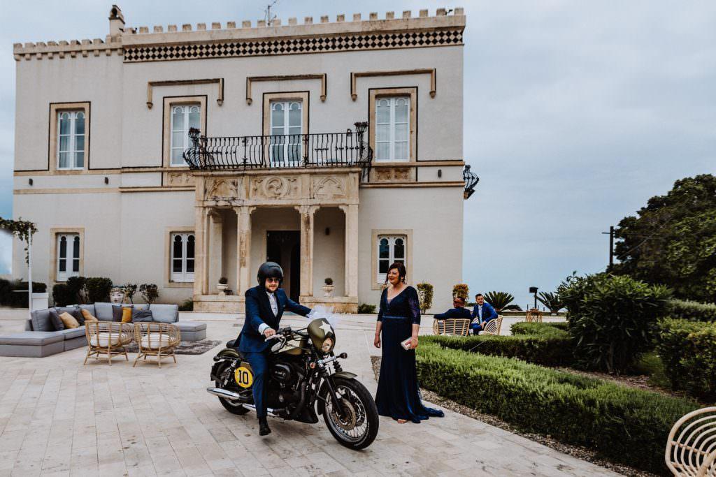 Reportage in Matrimonio nella costa di Taormina, Sicilia
