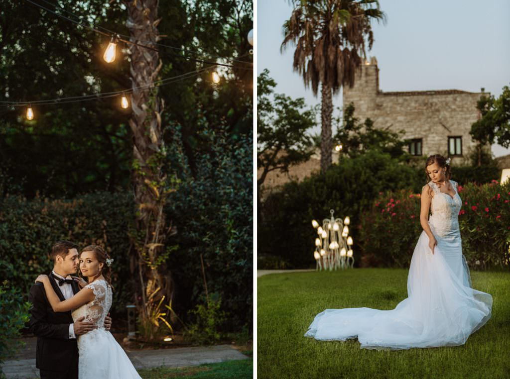 Emotional Christian Wedding in Sicily
