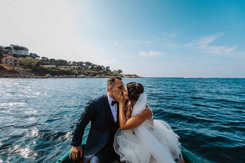 Seaside Wedding in Sicily baia del corallo