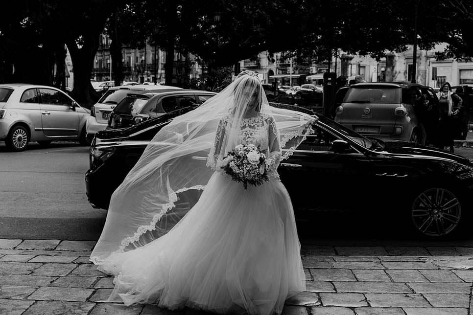 bride Sicily wedding photography