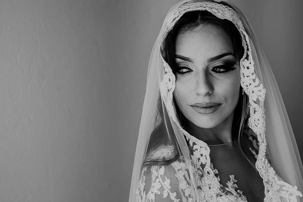 portrait Sicily wedding photography