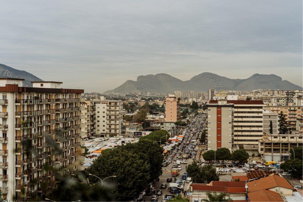 Landscape of Palermo