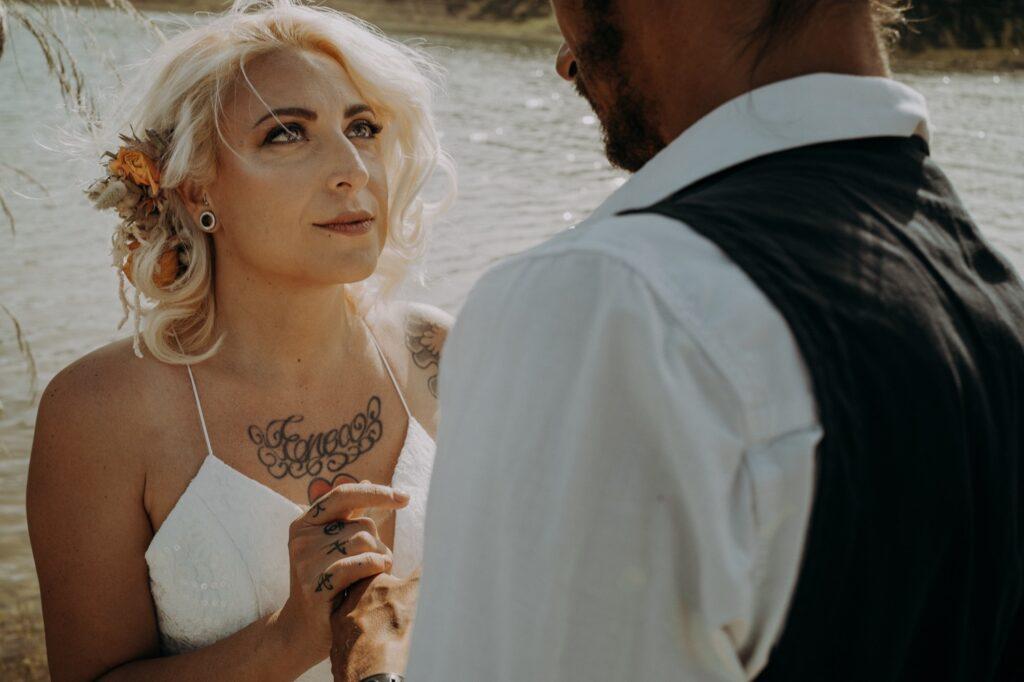 cerimony wedding lake sicily